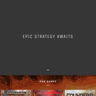 Cephalofair - Epic Strategy Awaits