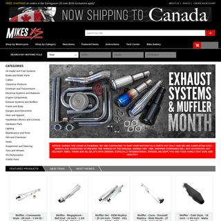Yamaha XS650 Parts and Vintage Yamaha Parts - MikesXS