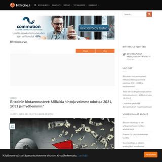 Bittiraha.fi - Bitcoin-palveluita suomalaisille - Kryptovaluuttamedia