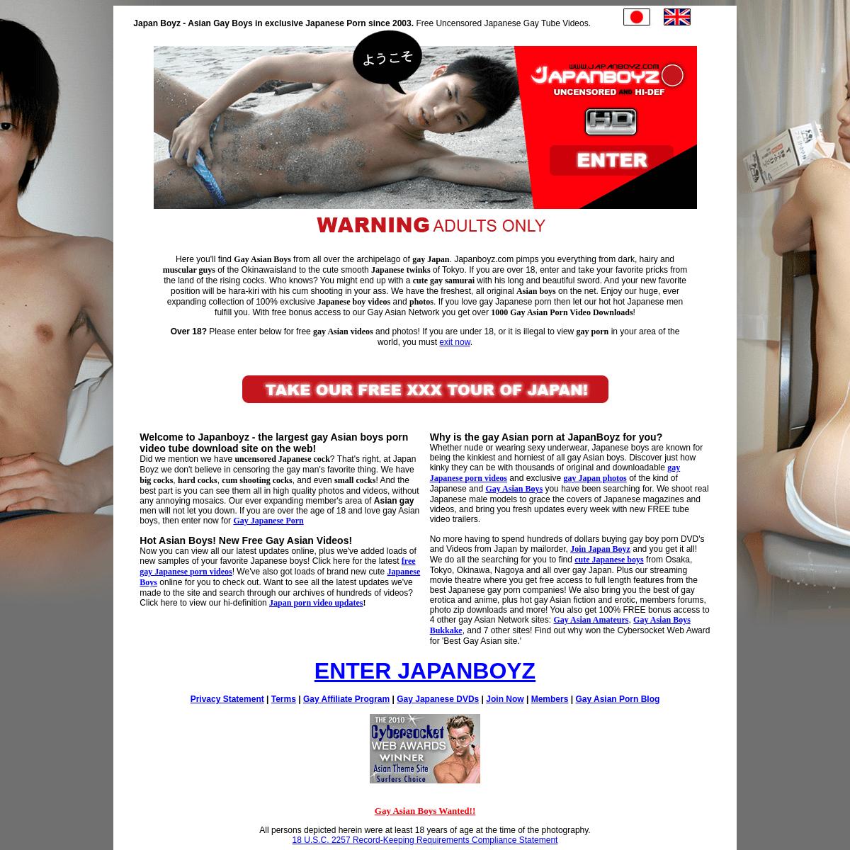 Asian Gay Boys - Exclusive Japanese Gay Videos - Gay Asian Porn