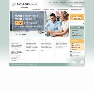OutlookFinancial.com - Best GIC Rates - OutlookFinancial.com