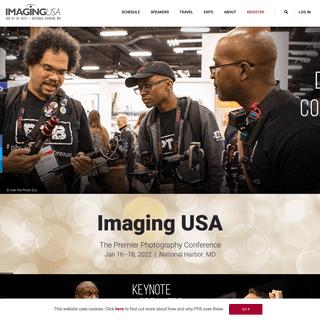 Attend Imaging USA - ImagingUSA 2022