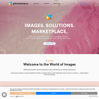 picturemaxx - Images Solutions Marketplace - picturemaxx.com