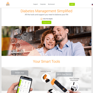 Personal Smart Care for Diabetes and Hypertension - DarioHealth