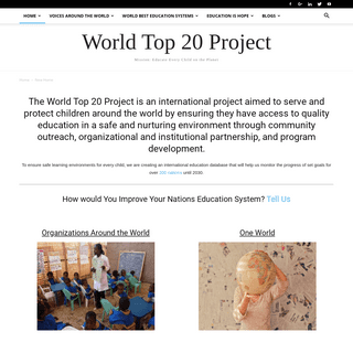World Top 20 Project
