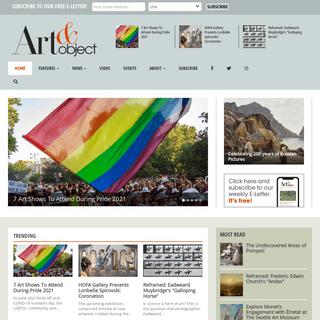 Art & Object - News from the Art World