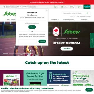 Homepage - Sobeys Inc.