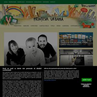 Printesa Urbana – Blog cald de familie