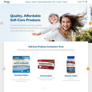 Quality, Affordable Self-Care Products - corporate