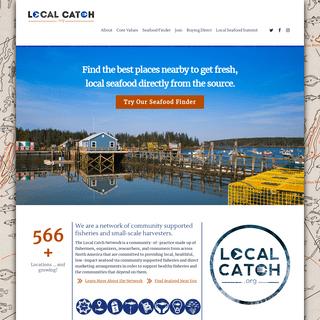 LocalCatch.org