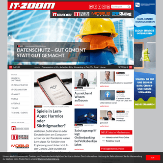IT-ZOOM – World of Technology