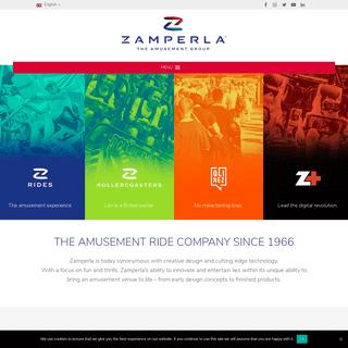 Zamperla - The Amusement Rides Company