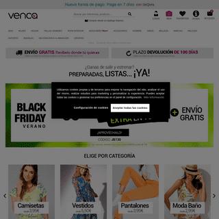 Tu tienda de ropa online y mucho más – Venca