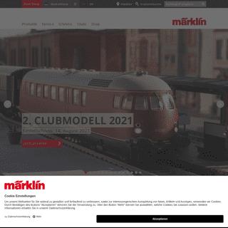 Märklin Modellbahnen - Für Einsteiger, Profis & Sammler