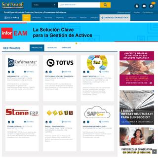 Portal del Catálogo de Software Colombia - Catálogo de Software