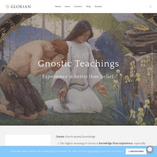 Glorian- Books and Teachings of Practical Spirituality