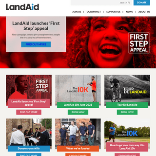 LandAid - the property industry charity