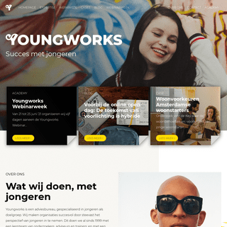 Homepage - Youngworks