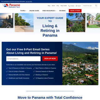 Panama Relocation Tours - Live BETTER For Less In Panama