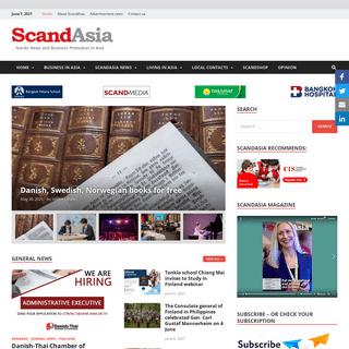 Home - Scandasia