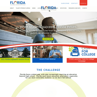 Florida College Access Network - Florida College Access Network
