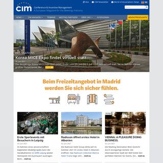 CIMunity- Conference & Incentive Management
