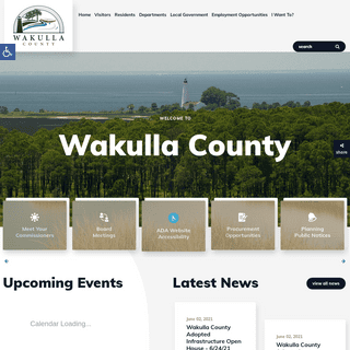 Welcome to Wakulla Co , FL