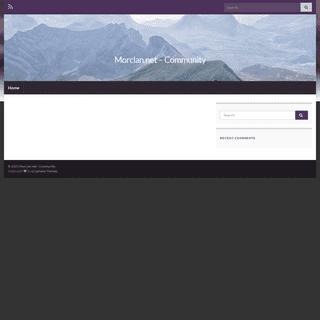 Morclan.net – Community