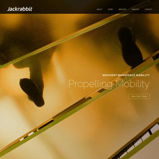 Jackrabbit Design - A Brand and Website Design Agency