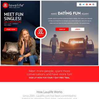Lavalife.com Online Dating Site & Mobile Apps – Where Singles Click®