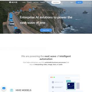 Hive - Enterprise AI Solutions