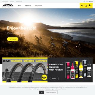 Home - TUFO - Bicycle Tyre Company