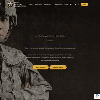 Army Women`s Foundation