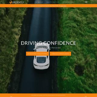 Urgently - Roadside Assistance Reimagined