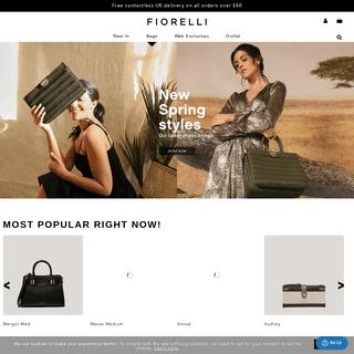 Women`s Handbags - Bags & Purses - Fiorelli UK