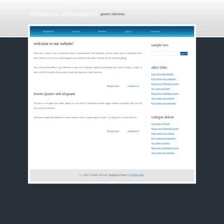 Buy Zithromax (Azithromycin) Online