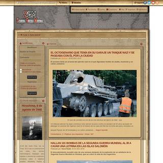 La Segunda Guerra Mundial - Portal