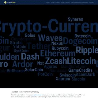 Cryptoprofits