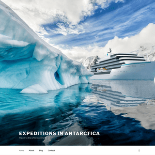 Expeditions in Antarctica – Travel to the white continent