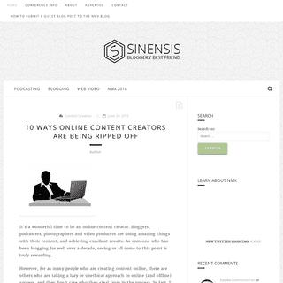 New Media Expo Blog - Inspiring content creators since 2007
