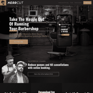 A complete backup of https://nearcut.com