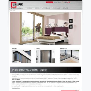 Unilux Home - Englisch