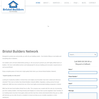 Builders Bristol - Building Contractors - Bristol Builders Network