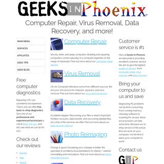 Computer Repair Phoenix - Affordable Laptop & Desktop Service