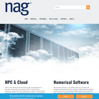 Homepage - nag