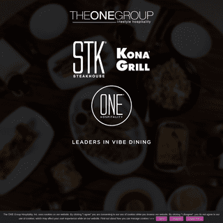 Homepage - The ONE Group