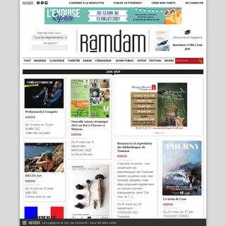 Ramdam Magazine