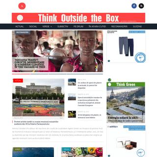 TOTB.ro — Think Outside the Box