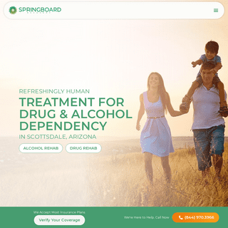 Springboard Recovery - Alcohol and Drug Rehab in Arizona