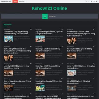 Watch Kshow123 Online Eng Sub Free Download Lates Kshowonline